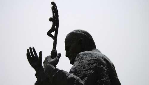 Plac Papieski w Sosnowieckim Zag�rzu