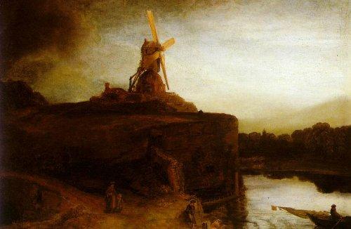 Rembrandt - mistrz sztuki graficznej