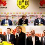 Borussia Dortmund i HUAWEI – nowy wymiar sportu na stadionie SIGNAL IDUNA PARK