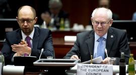 Unia Europejska podpisała z Ukrainą część umowy stowarzyszeniowej BIZNES, Polityka - Ukraina podpisała polityczną część umowy stowarzyszeniowej z UE – USA i Unia Europejska nakładają na Rosję kolejne sankcje.