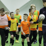 FCB Escola Varsovia dla młodych fanów piłki nożnej
