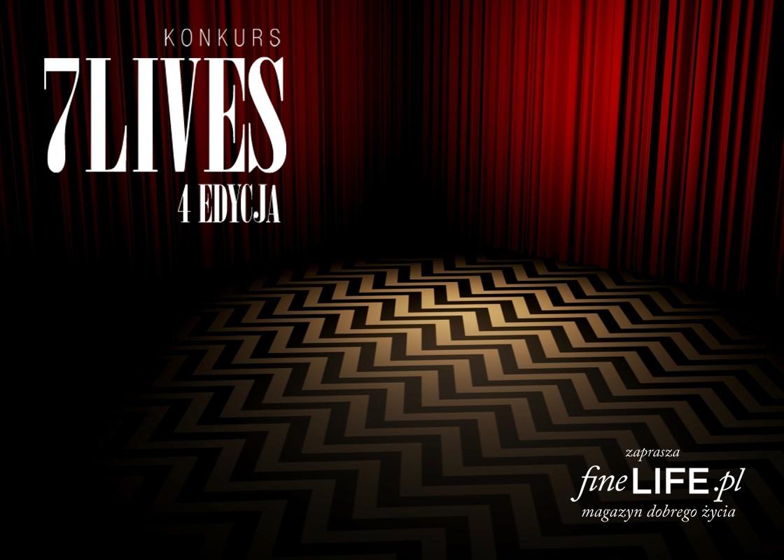 IV edycja ogólnopolskiego konkursufotograficznego i form video 7LIVES of fineLIFE.
