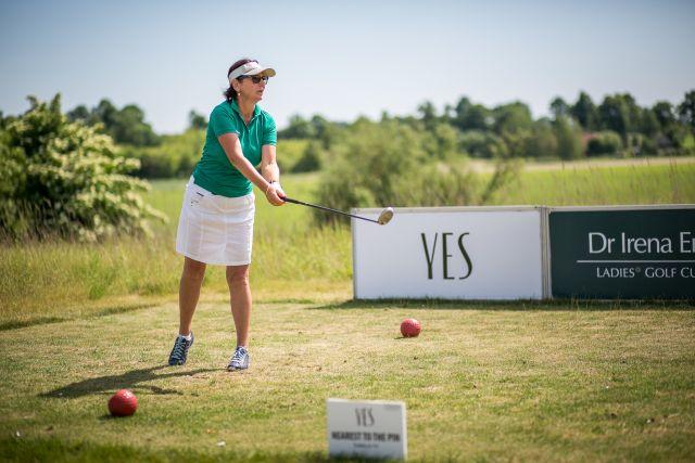 Zakończono ósmą edycję turnieju Dr Irena Eris Ladies? Golf Cup