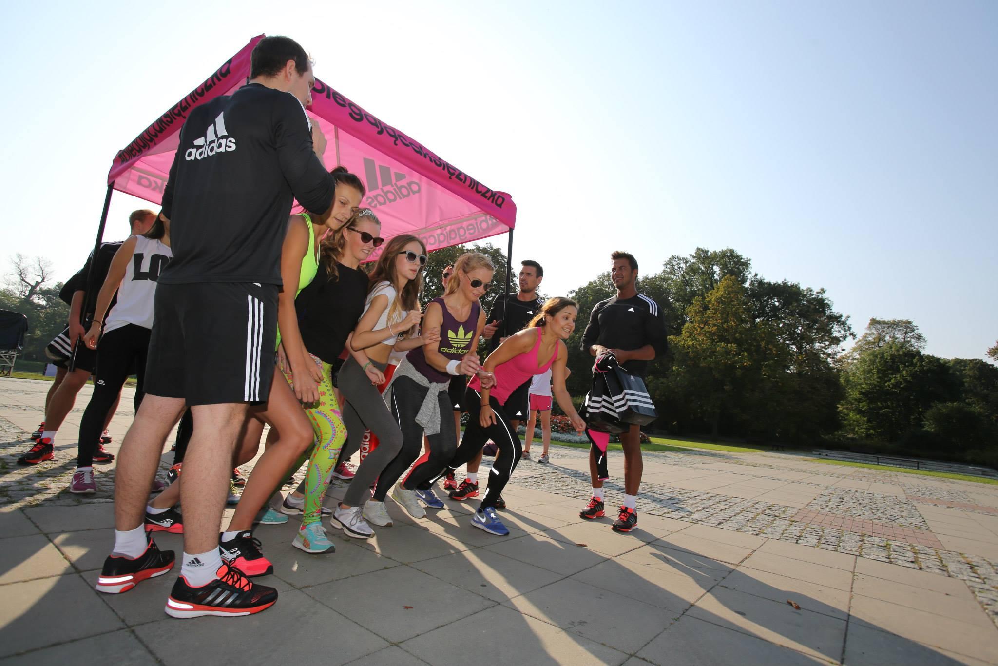 Buty adidas Energy Boost trafiły do biegających księżniczek
