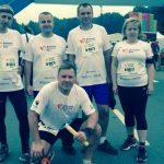 Drużyny Rockfon pobiegły w charytatywnej sztafecie Poland Business Run