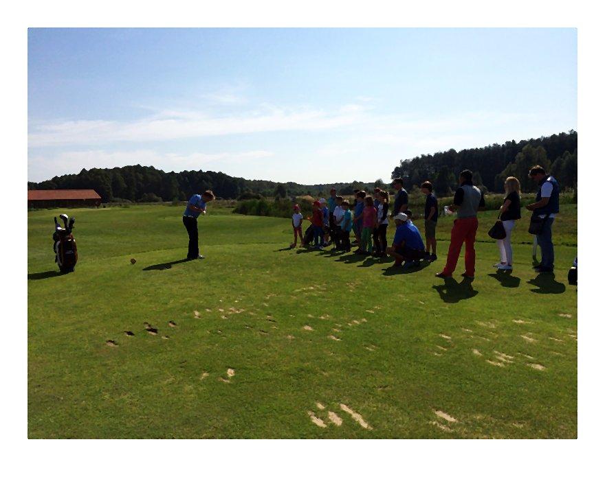 Golfm dla dzieci