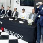 HFT Brokers sponsorem Artura Janosza