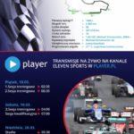 Formuła 1® na żywo wraz ze światem F1®od kuchni tylko w player.pl!