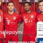 Allianz zaprasza młodzież na spotkanie z piłkarzami FC Bayern Monachium