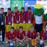 Forum FOOTBALL FOR FRIENDSHIP połączyło dzieci z trzech kontynentów