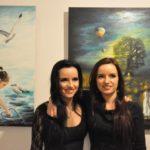 Wystawa malarstwa Agaty Buczek i Martyny Mączki w Galerii Delfiny