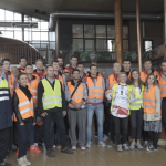 Siatkarze Asseco Resovii odwiedzili browar Leżajsk