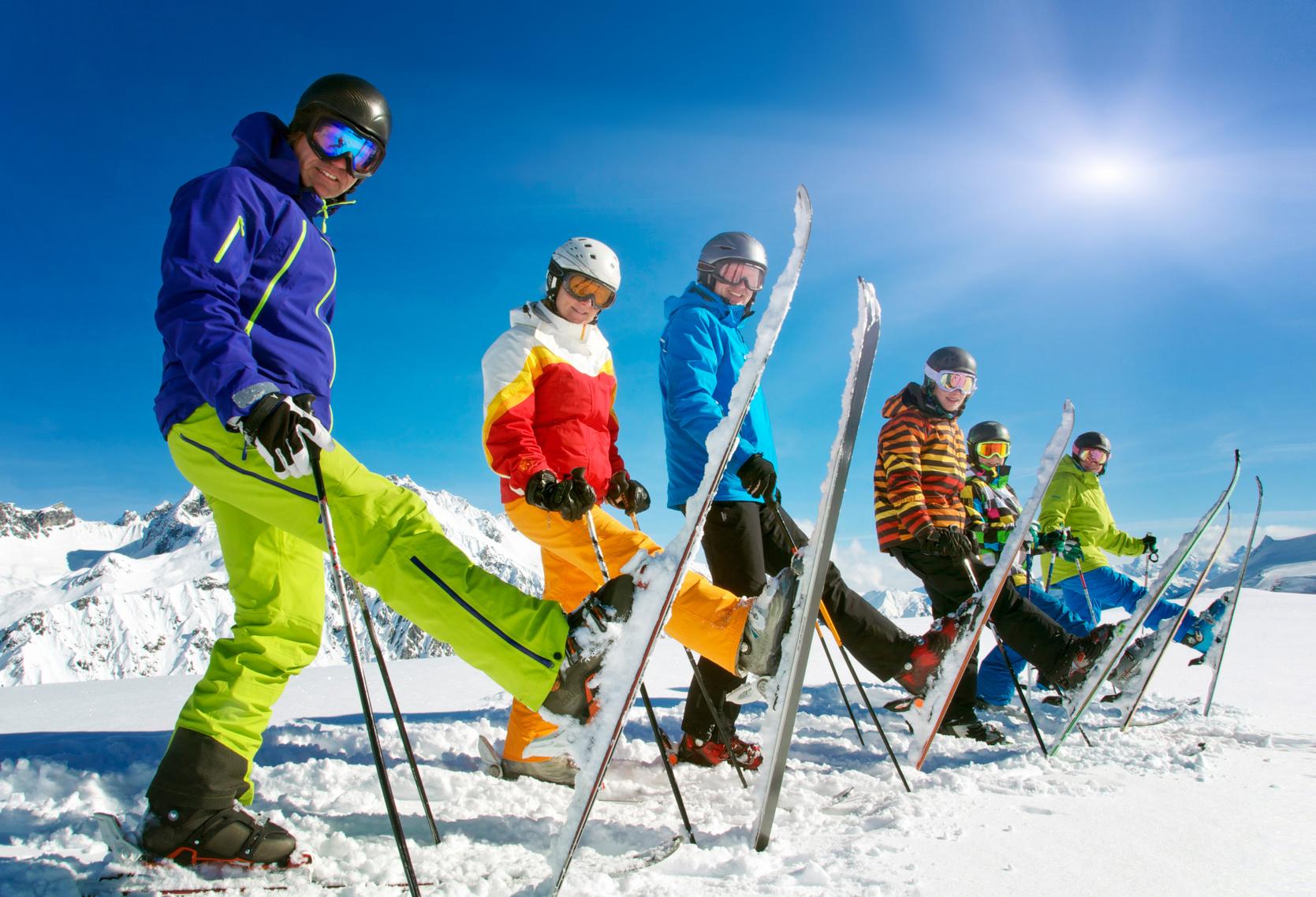 Bezpieczne narty, czyli ferie bez kontuzji