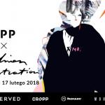 Wystawa Across Europe With Best Fashion Illustration