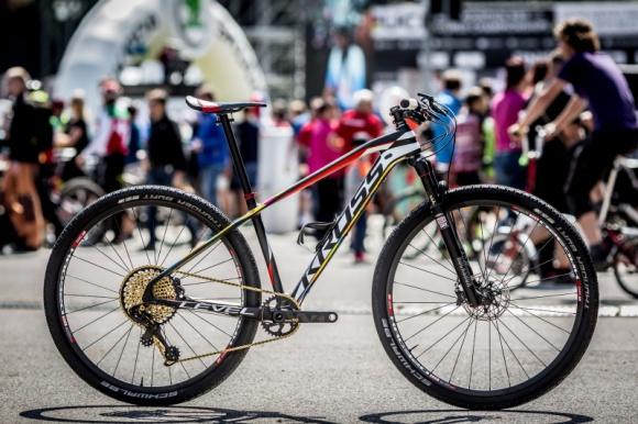 Olimpijski rower Mai Włoszczowskiej wylicytowany na aukcji WOŚP za 50 tys. zł