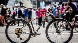 Olimpijski rower Mai Włoszczowskiej wylicytowany na aukcji WOŚP za 50 tys. zł Sport, BIZNES - Najpierw dwa kółka, które towarzyszyły jej w 2016 r. w drodze po srebrny medal, sprzedano podczas styczniowej aukcji charytatywnej na Gali Mistrzów Sportu.