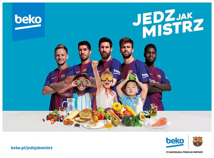 Jak odżywiają się zawodnicy FC Barcelony?