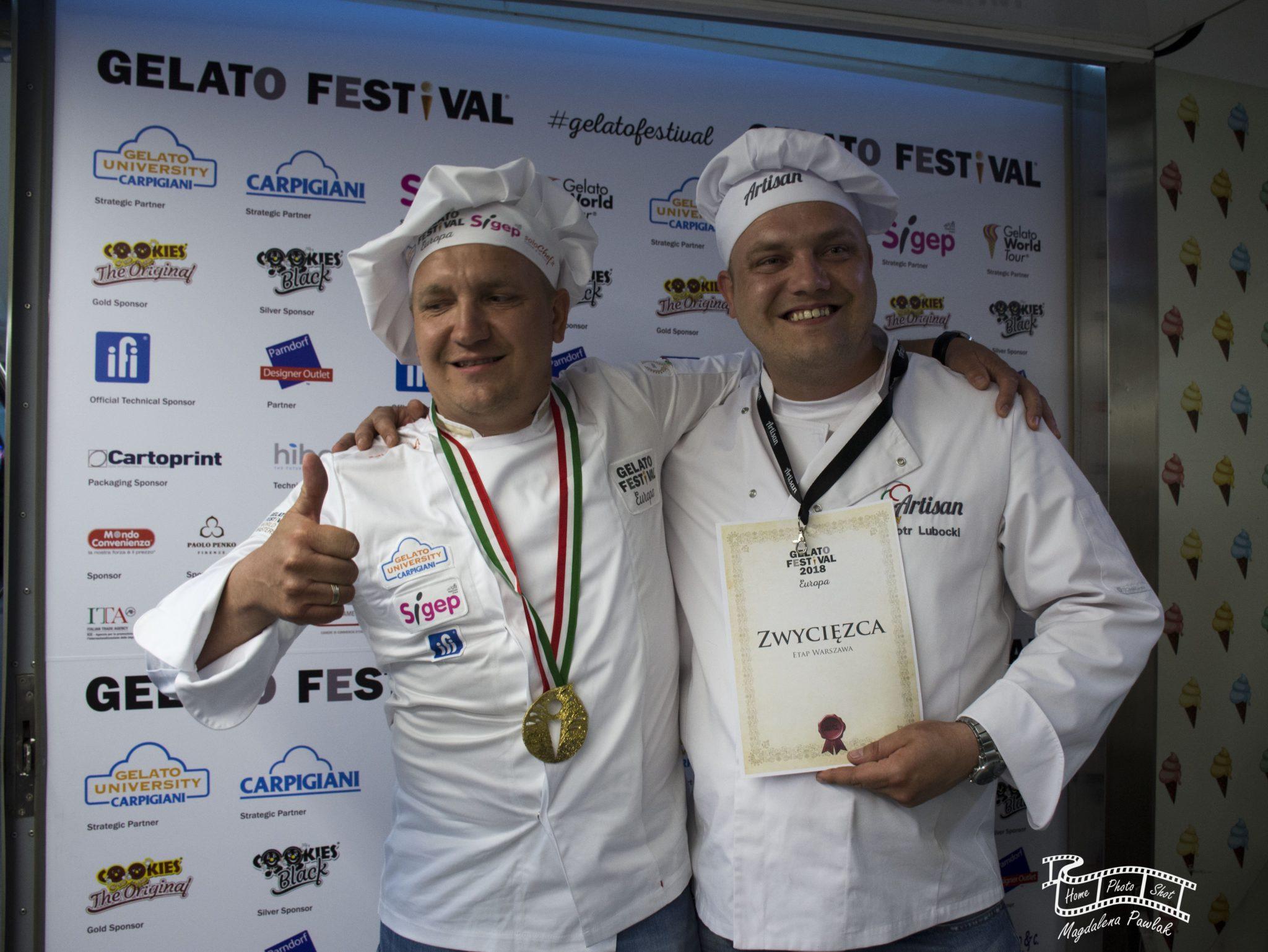 Gelato Festival 2018 w Warszawie dobiegł końca