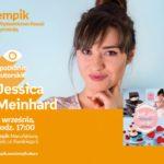 JESSICA MEINHARD – SPOTKANIE AUTORSKIE – ŁÓDŹ