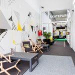 AvePark – miejsce dla dużych i małych ze ścianami ubranymi w Wall Wrap'a.