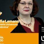 """DR NATALIA LEMANN – """"ŚWIAT WIEDŹMINA"""" – UNIWERSYTET ŁÓDZKI W EMPIKU"""