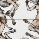 """""""Wdech / Wydech"""" – człowiek w biologicznym wymiarze w obrazach Julii Kowalskiej"""