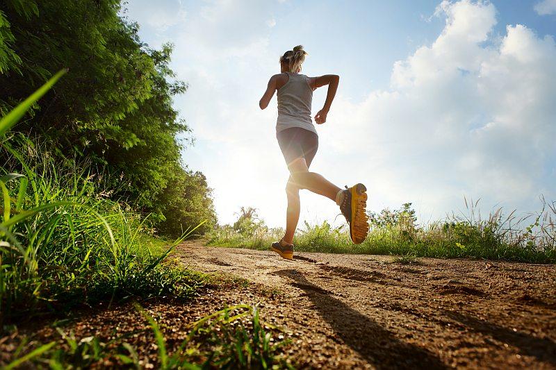 Wiosną wyciągnij z szafy buty do biegania!