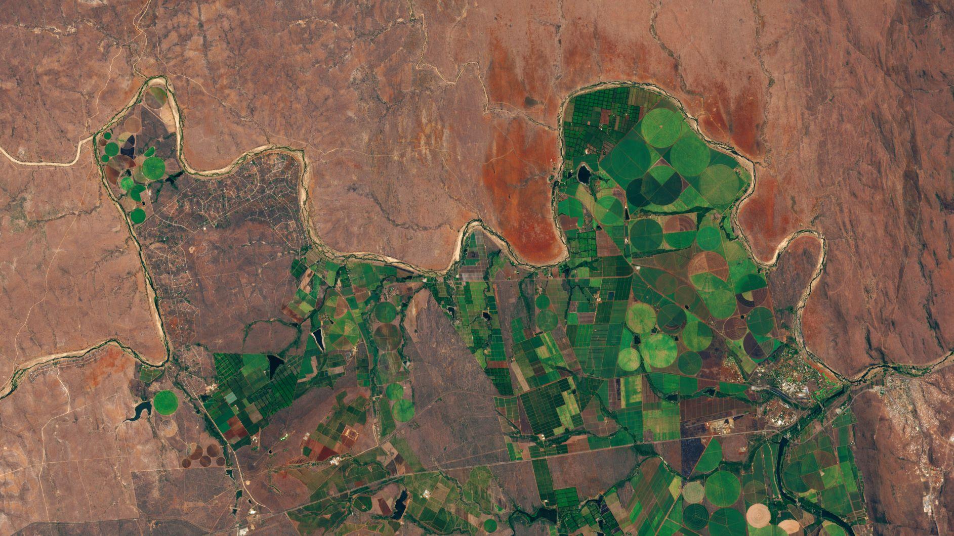 Zdjęcia satelitarne w misji zrównoważonego rozwoju Ziemi
