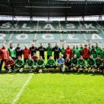 WKS Śląsk Wrocław pomaga Dzieciom chorym na nowotwory!