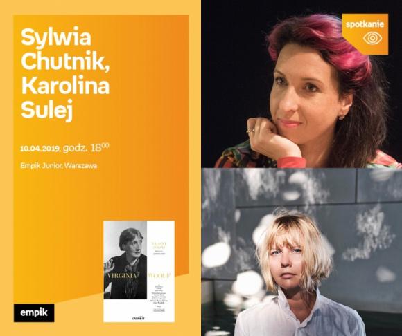 Chutnik i Sulej o Virginii Woolf   EMPIK JUNIOR Książka, LIFESTYLE - Pisarki feministki o eseju sprzed 90 lat.