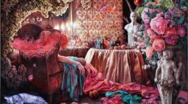 Dolce Vita. Wystawa malarstwa Joanny Sierko-Filipowskiej w Art in House Sztuka, LIFESTYLE - Nimfy, anioły, tajemnicze ogrody, motyle, koty, pantofelki – co łączy wszystkie te rzeczy? Dowiecie się, odwiedzając wystawę malarstwa Joanny Sierko-Filipowskiej w Domu Aukcyjnym Art in House przy Alejach Jerozolimskich 107 w Warszawie.