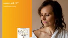 Sylwia Kocoń | Empik Bonarka Książka, LIFESTYLE - Sylwia Kocoń promuje swoją książkę.