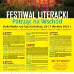 TaniaKsiazka.pl na Festiwalu literackim Patrząc na Wschód