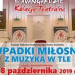 """MUSICAL Z MUZYKĄ NA ŻYWO PT. """"WPADKI MIŁOSNE"""" JUŻ WKRÓTCE W WARSZAWIE!"""