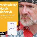 Po słowie #2: Marek Bieńczyk   Księgarnia Empik