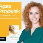 Agata Przybyłek   Empik Galeria Bałtycka