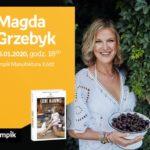 """MAGDA GRZEBYK (""""KRYTYKA KULINARNA"""") – SPOTKANIE AUTORSKIE – ŁÓDŹ"""