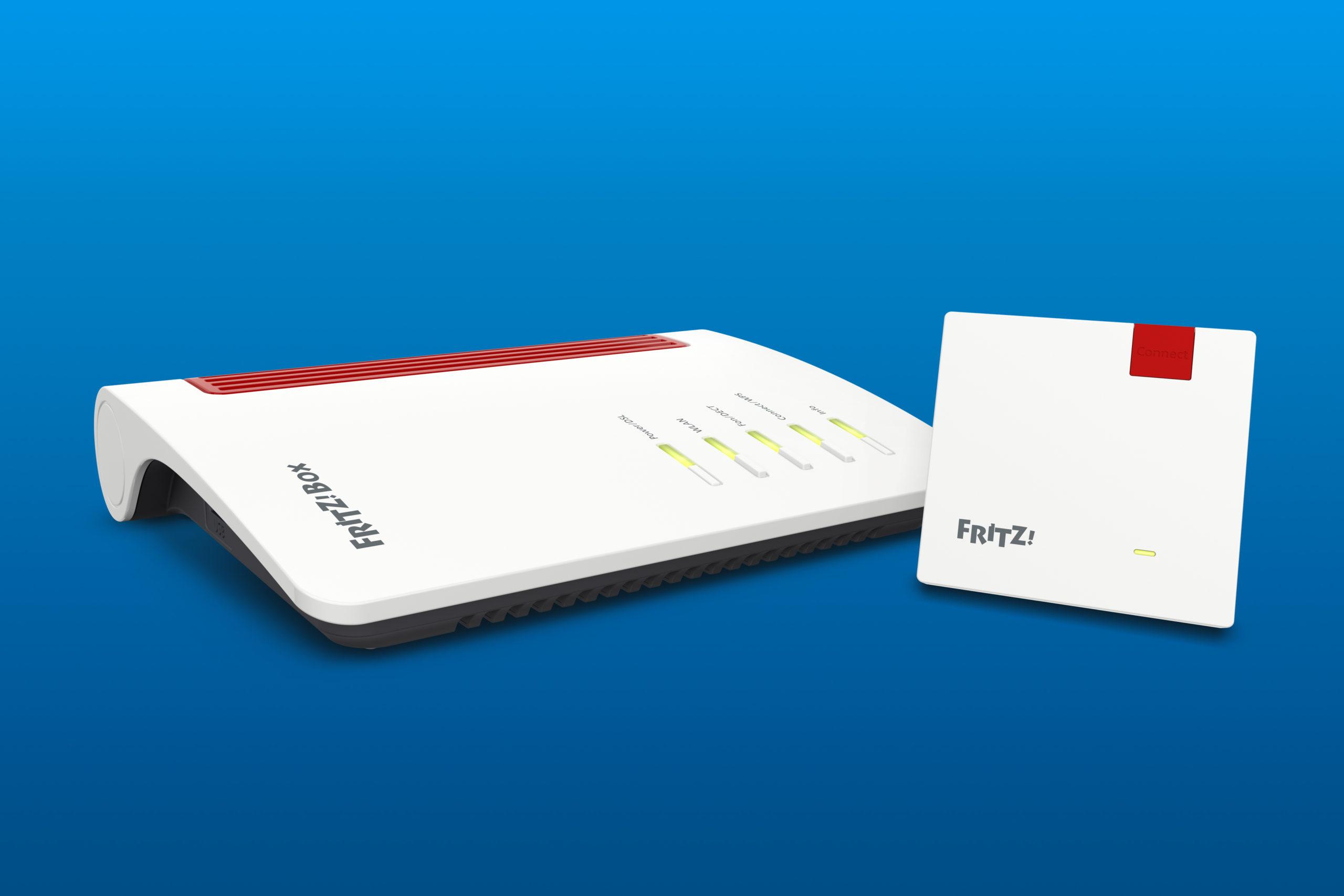 Turbodoładowanie dla Twojego WiFi – nowy zestaw FRITZ! Mesh Set