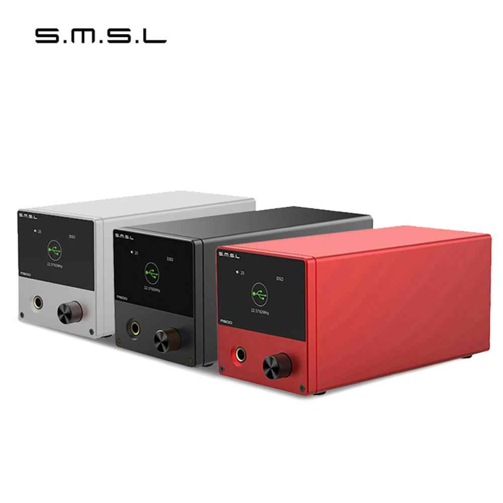 SMSL SP200 THX oraz SA300 Hi-Res Audio