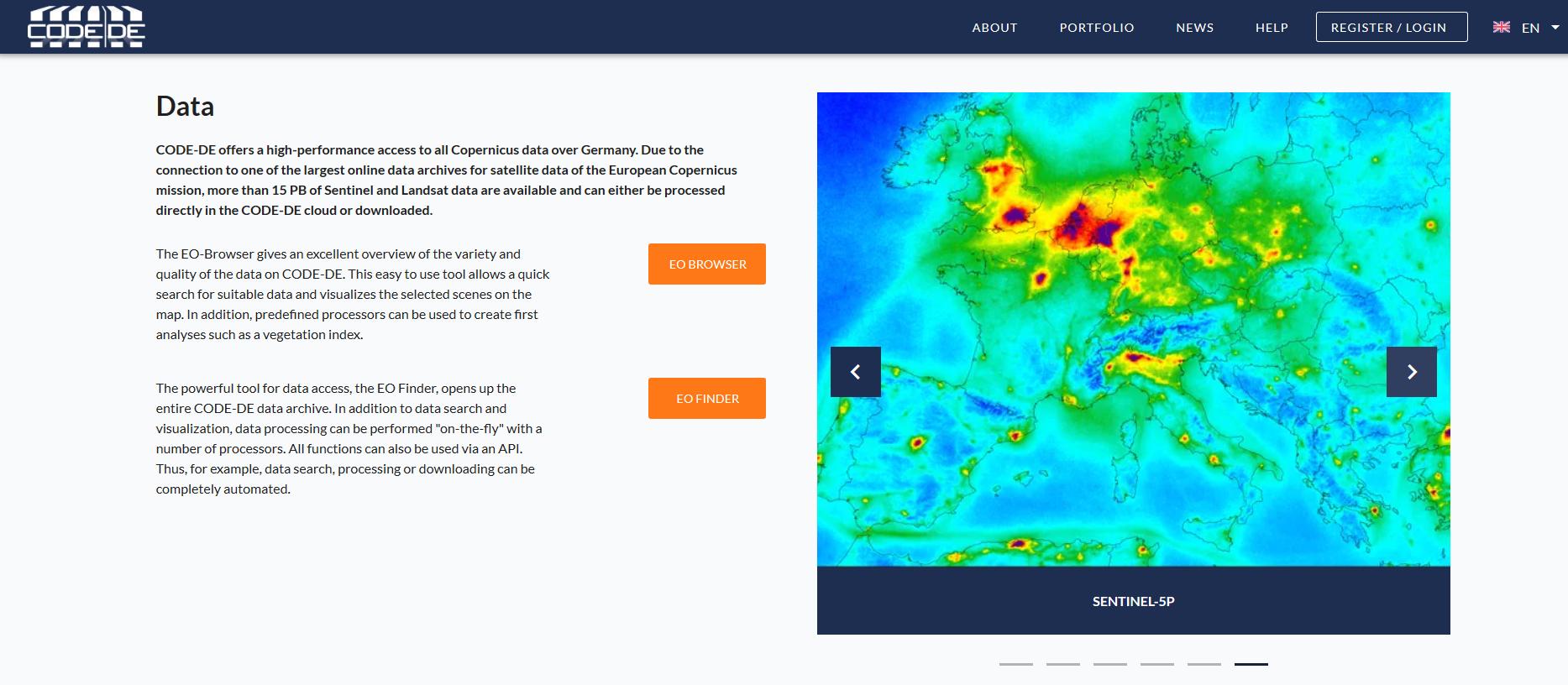 CloudFerro nowym operatorem platformy chmurowej niemieckiej agencji kosmicznej