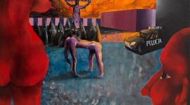 Czerwcowa Młoda Sztuka. Wystawa i aukcja Sztuka, LIFESTYLE - Czerwcowa Młoda Sztuka. Wystawa i aukcja w DESA Unicum