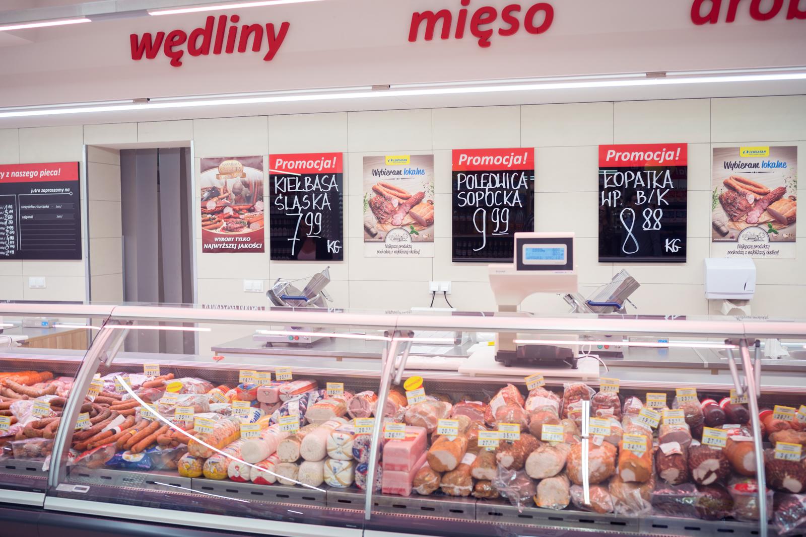 Wybieraj zdrowe i lokalne produkty, jeśli chcesz wzmocnić swoją odporność