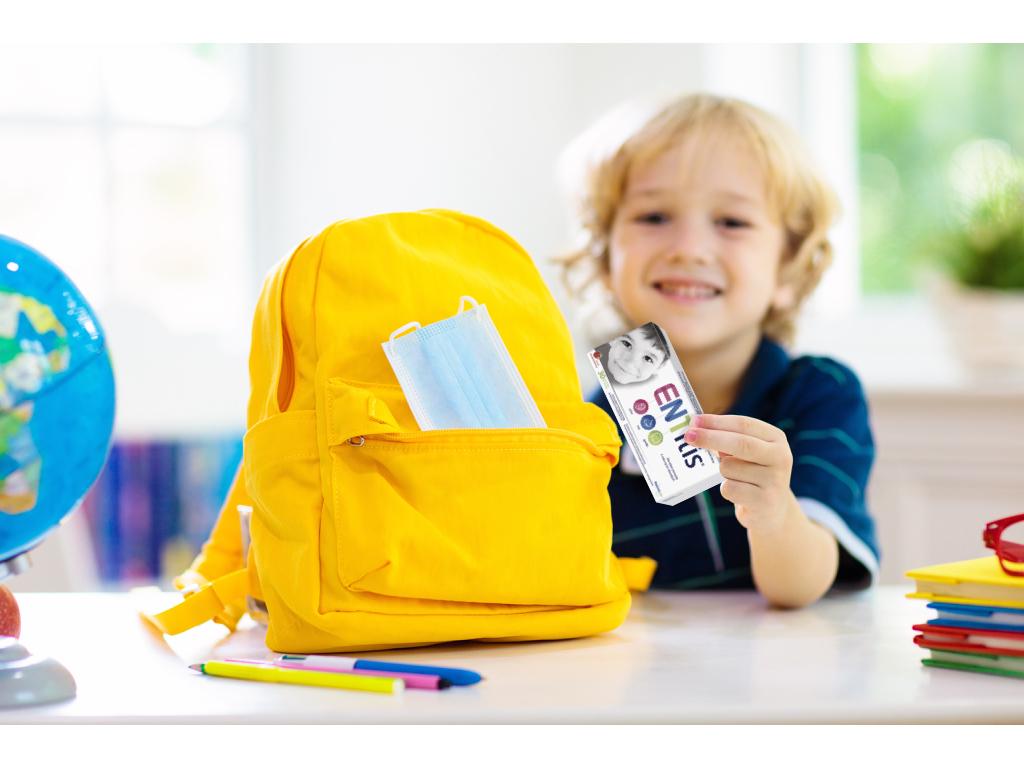 Back to school – przenieś odporność swojego dziecka na wyższy poziom