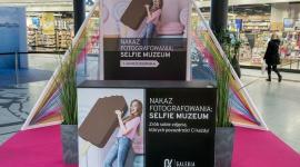 Sztuka sweet artu w sercu Krakowa, czyli Selfie Muzeum w Galerii Krakowskiej