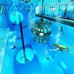 Deepspot – najgłębszy basen nurkowy z szansą na rekord Guinnessa