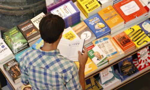 W czasach zarazy czytamy więcej, przed świętami długi księgarń zaczęły maleć