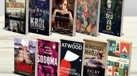 10 najpopularniejszych książek listopada [RANKING]