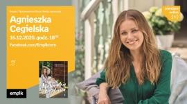 Przedświąteczne spotkania z autorami – Adam Leszczyński i Agnieszka Cegielska