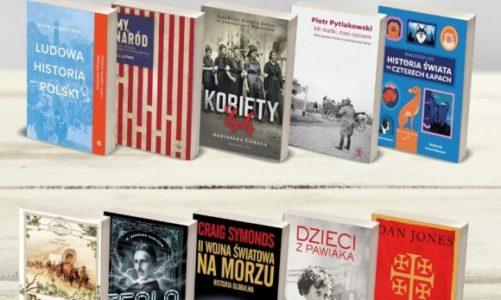 10 najlepszych książek historycznych 2020 według Ciekawostek Historycznych