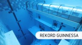 Deepspot – najgłębszy basen do nurkowania już z oficjalnym rekordem Guinnessa